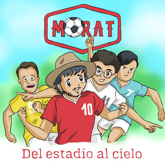 Saved on Spotify: Del Estadio Al Cielo by Morat