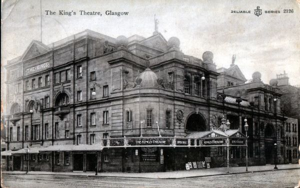Kings theatre, glasgow