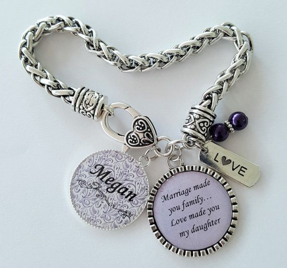 daughter in law bracelet step daughter bracelet gift for step daughter from step mother marriage made