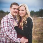 Puyallup rustic engagement session. The #TacomaWeddingExpo by @bridesclub and @weddingexpos on Jan. 6-7, 2018 in the Tacoma Dome