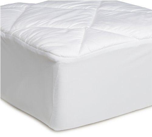 sleep better signature collection ambient comfort mattress pad queen by sleep better