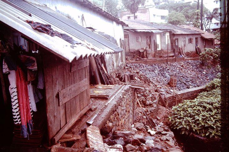 bombay bidonville 1979