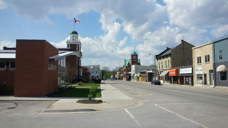 Strathroy, Ontario in Ontario