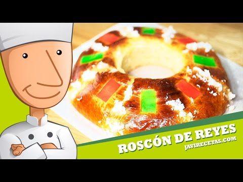 Roscón de Reyes. Todo lo que necesitas saber!!!