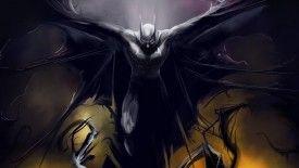 Badass Batman HD Wallpaper