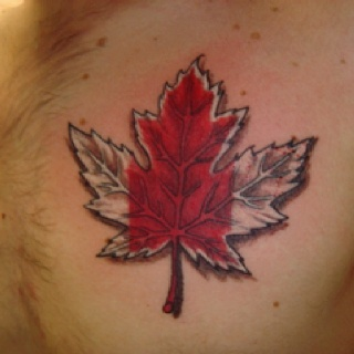 Cool tattoo #heritage thinking left shoulder blade?