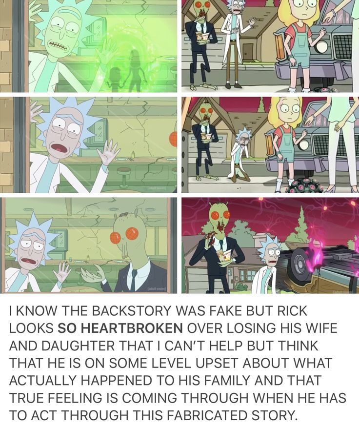 Rick Sanchez, Rick and morty, Beth Sanchez