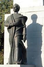 """Monumento al presidente Jose Manuel Balmaceda"" Samuel Roman Rojas  Parque Balmaceda- Santiago"
