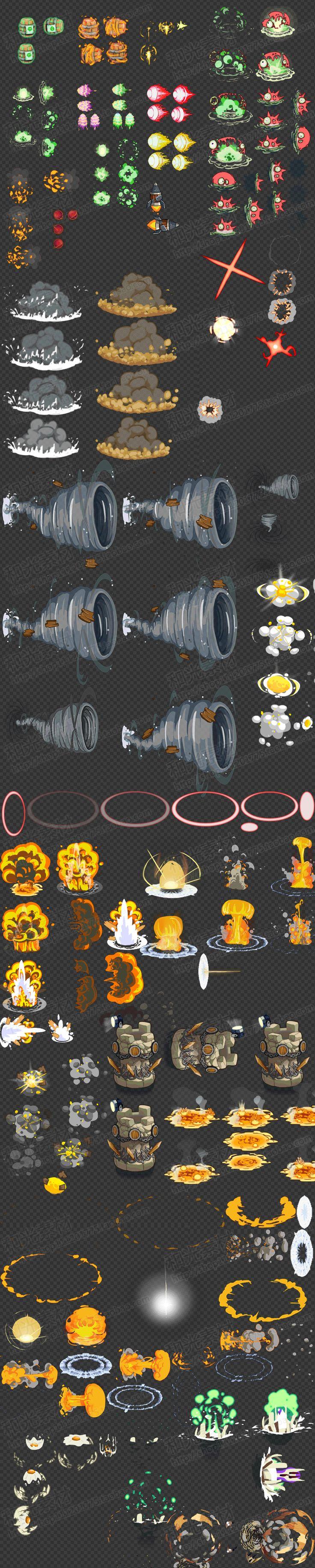 游戏美术资源/Q版手游海盗传奇/UI素材/界面/图标/场景/音效特效-淘宝网全球站