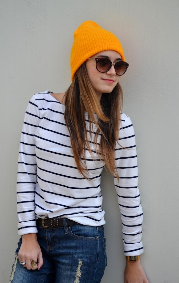 25+ best Yellow beanie ideas on Pinterest   Beanie pattern free Beanie pattern and Beanie hats
