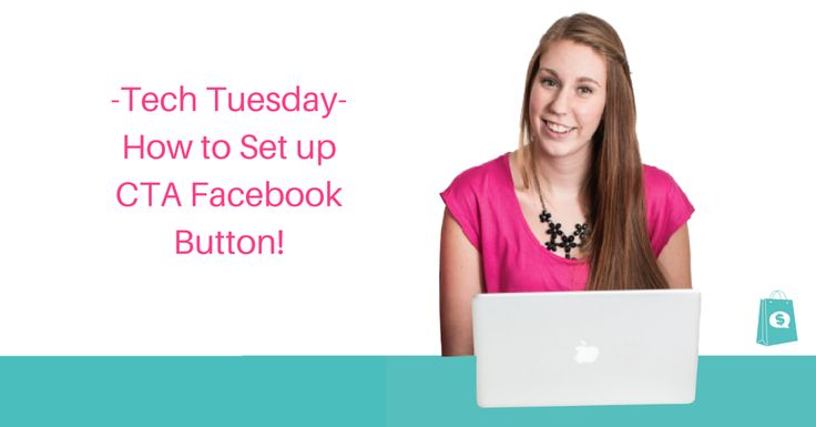 It's Tech Tuesday! This week I want to show you how to put your CTA (Call-to-action) button on your Facebook cover photo into action! Take a look :) -Meghan