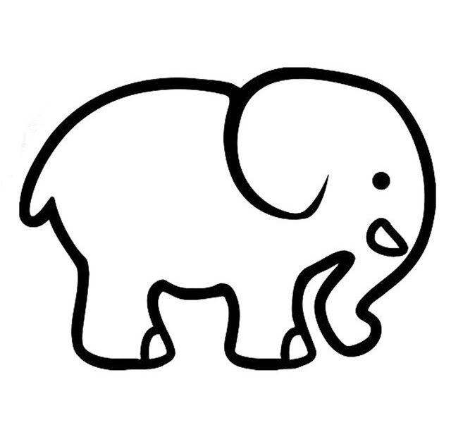 12 Gambar Kartun Lucu Gajah Di 2020 Kartun Lucu Lucu Kartun