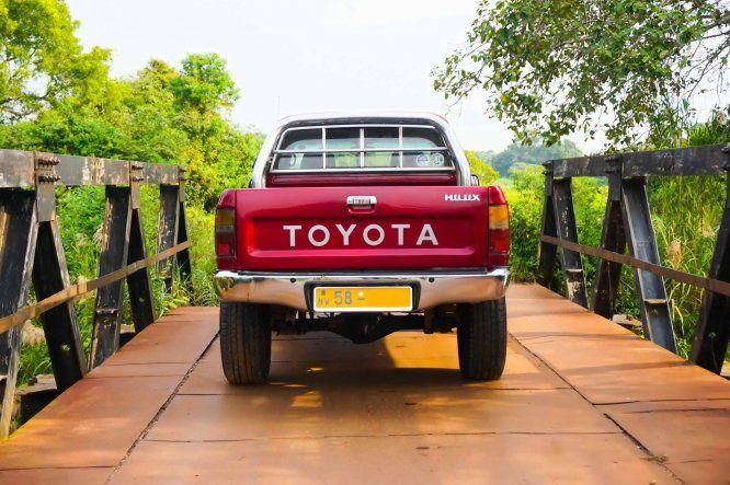 Jeep For Sale Sri Lanka: Jeep Toyota Toyota 107 SSRX For Sale Sri Lanka. Toyota 107