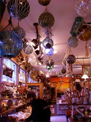 Marsh's Free Museum has entertained visitors to Long Beach, Washington since 1935.  Perhaps best known for tabloid king Jake the Alligator Man, Marsh's is a treasure trove of a curiosity shop.