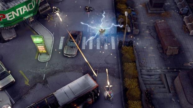 Merc Elite nová online akční hra