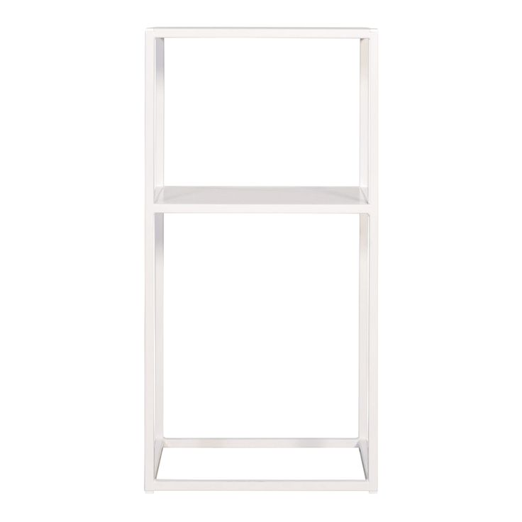 Domo nattbord M, hvit – Domo – Kjøp møbler online på Room21.no
