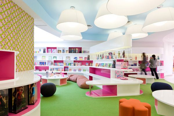 Three-storey Barbie Store in Shanghai: past, present and future of Barbie Dolls