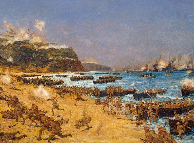 Η Εκστρατεία στα Δαρδανέλια: Ένα από τα πιο φιλόδοξα σχέδια της Αντάντ κατά τη διάρκεια Α' Παγκοσμίου Πολέμου και παράλληλα μία από τις πιο συγκλονιστικές αποτυχίες της...