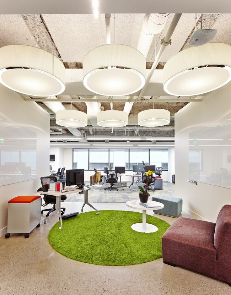 This Confidential On Demand Enterprise Software Company Cultivates A Spirit Of Trust Honesty Office InteriorsCorporate DesignOffice