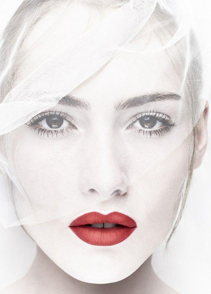 Beauty by Rankin for Stylist AW 2012