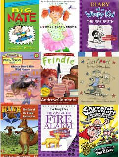 Popular Chapter Books For Grades 3 5 Children S Books
