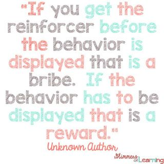 Awesome Behavior Quote