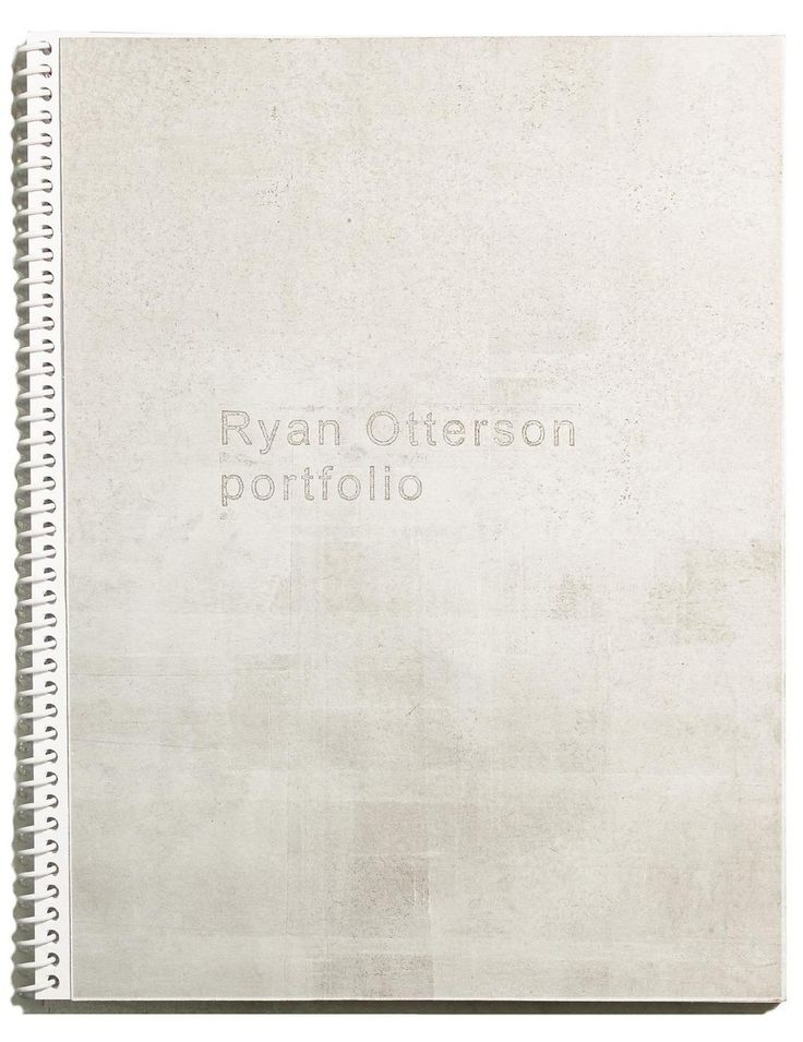#ClippedOnIssuu from Portfolio 2013