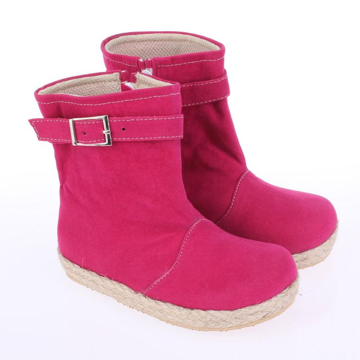 Sepatu Anak Balita Perempuan - CAS 016 - Bushindo Shop