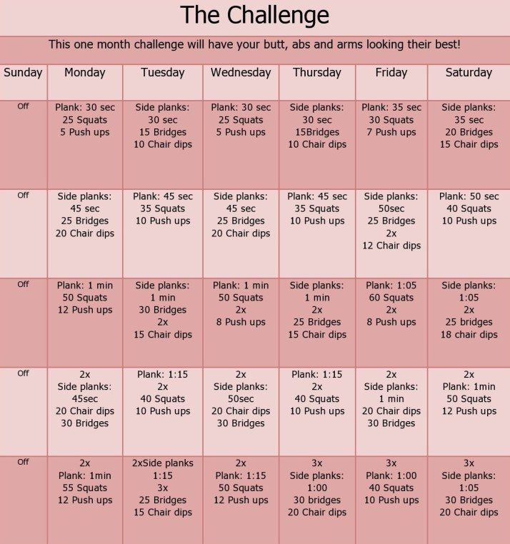 Pin By Gentry Creech-Slayden On Get Fit