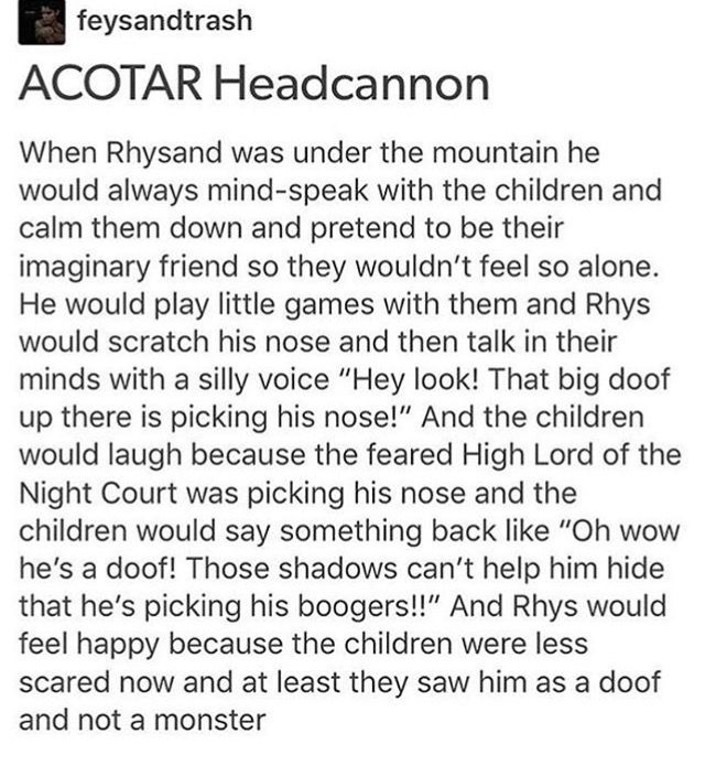 This actually hurts a lot... RHYS IS PRECIOUS AND IM STILL SHOOK THAT PEOPLE ARE SCARED OF THE MASSIVE DORK!!