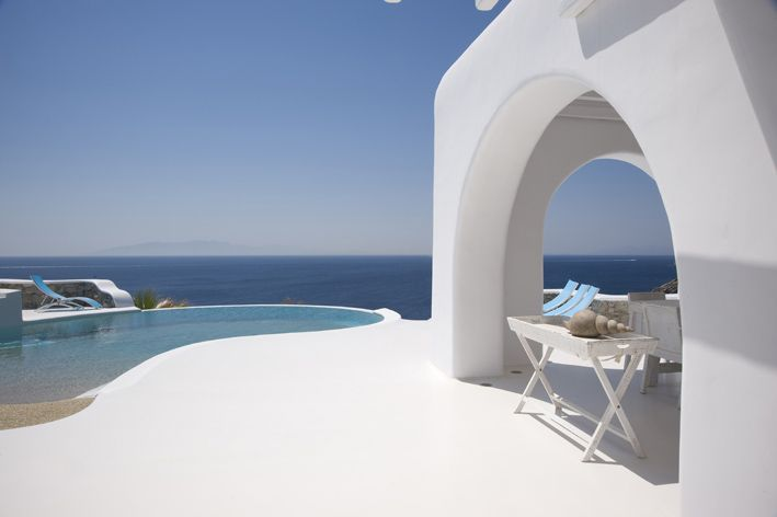 Amazing Villa in Mykonos  Gone. I just melted into the earth. Has breathing been rescitated?