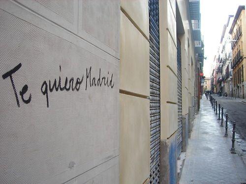 Te quiero Madrid :)