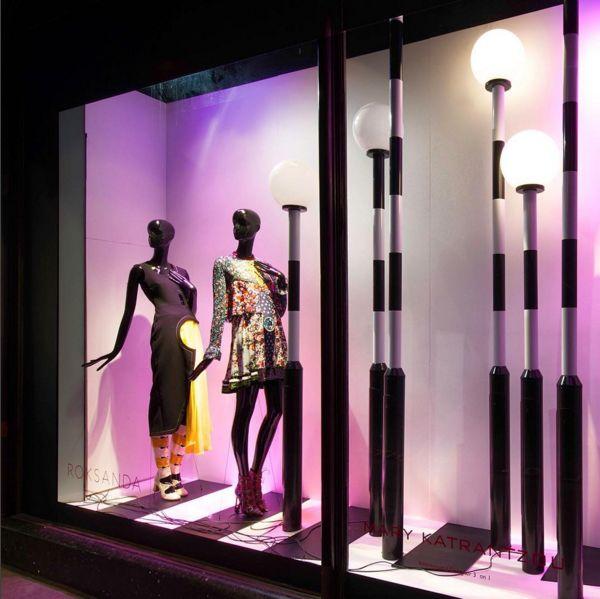 SS16- Harrods. London Fashion Week, February'16
