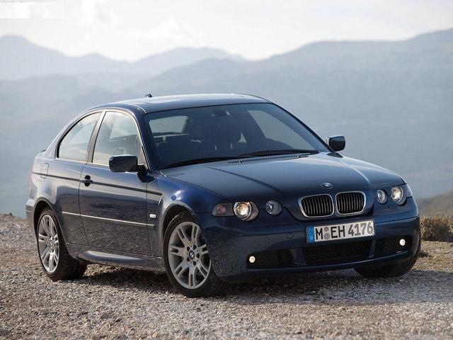 E46 BMW 325ti Compact Msport
