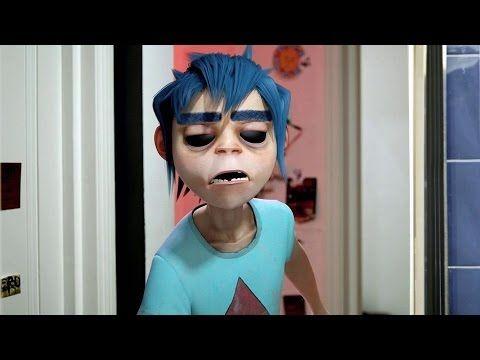 """CGI VFX Breakdown HD: Making of Gorillaz """"Do Ya Thing"""" Vfx Breakdown - YouTube"""