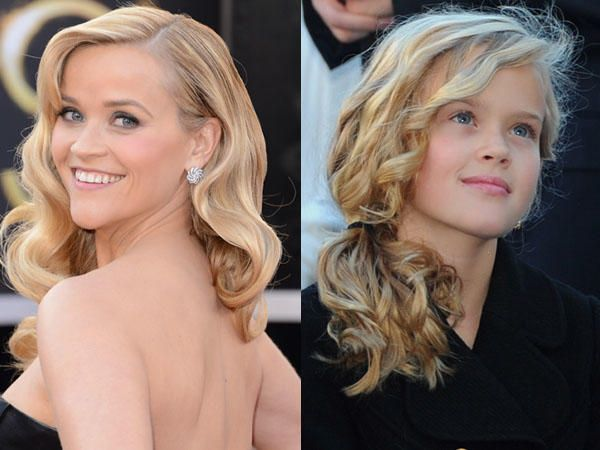 Reese Witherspoon's daughter with ex Ryan Phillippe, Ava Elizabeth Phillippe, got an extra scoop of mom's genes...Photo: Getty Images