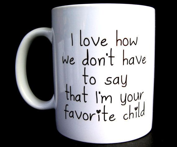 *******Join our Crass, Sass, & Class Newsletter at http://eepurl.com/bt4NlL*********   Want to flaunt your #1 child status?  Well...have we got a mug