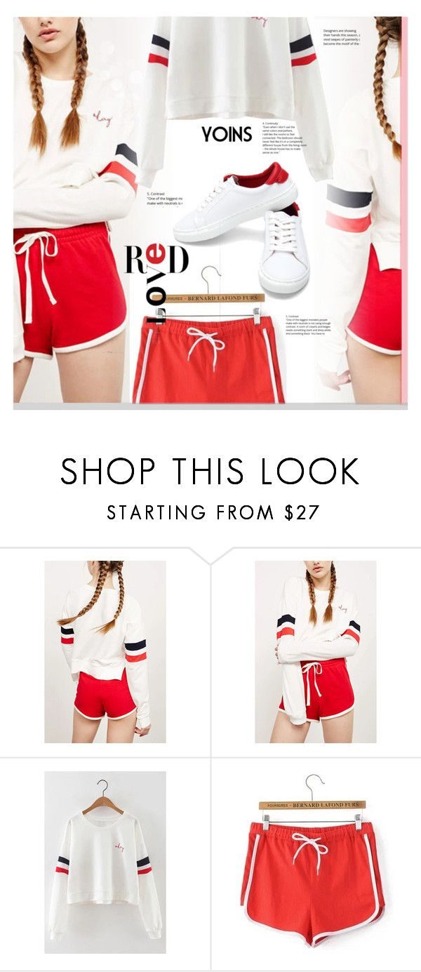 """""""yoins 4"""" by meyli-meyli ❤ liked on Polyvore featuring sporty, yoins, yoinscollection and loveyoins"""
