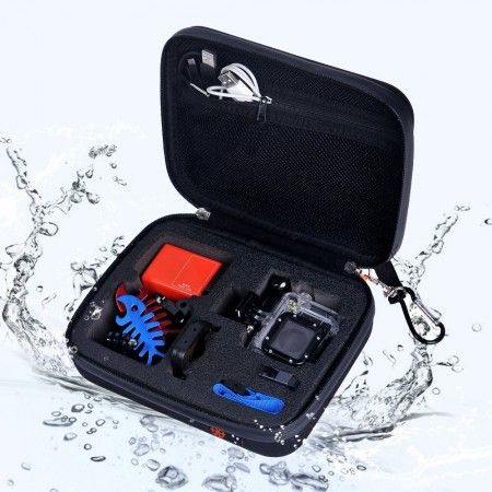 4.The Best Waterproof Case Bag for GoPro Review 2016