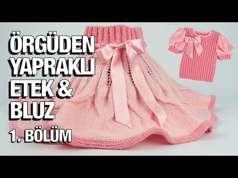 25. Model (1/4) ● Örgü Modelleri - YouTube