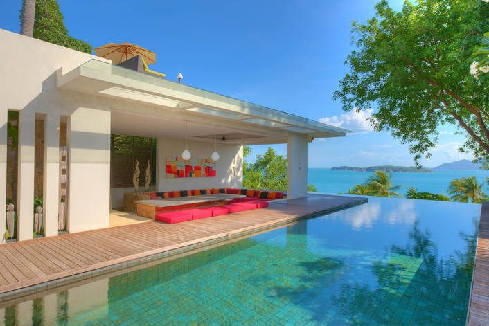 Celadon Koh Samui | Luxury Coastal Villa | Koh Samui | House Ideas |  Pinterest | Villas, Luxury And Architecture