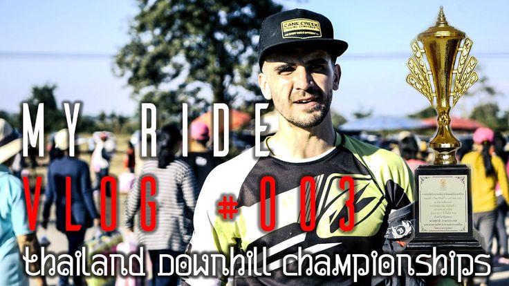 Thailand Downhill Championships   Matej Charvat - MY RIDE 003
