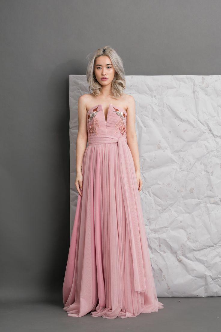Atractivo Vestido De Novia Crudo Sansa Regalo - Colección de ...