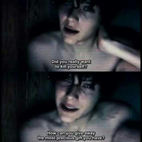 Suicide Room Dominick: