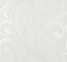 Vliesové tapety, ornament biely, Ornamental Home 55244, Marburg, rozmer 10,05 m x 0,53 m