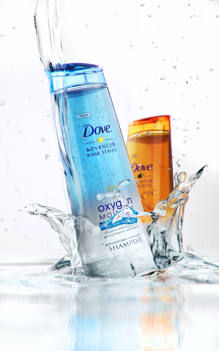 Dove Advanced Hair Series — The Dieline - Branding & Packaging Design