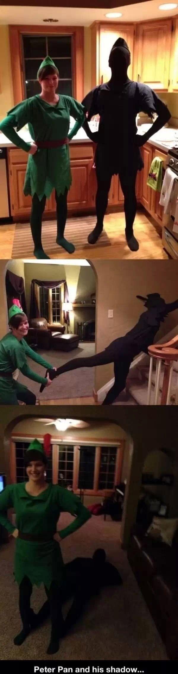 Cute couple costume idea