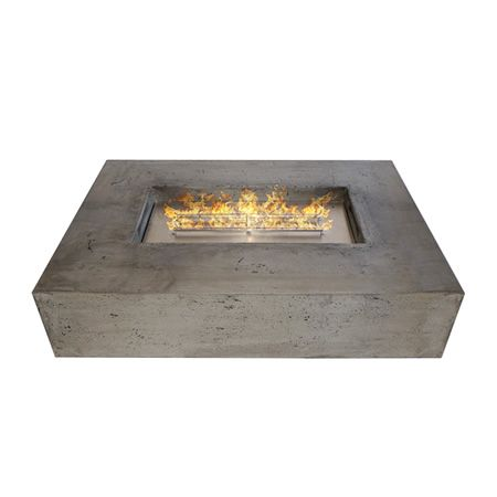 Prism Hardscapes Tavola I Gas Fire Table