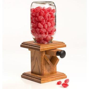 Mason Jar Candy Dispenser                                                                                                                                                                                 More