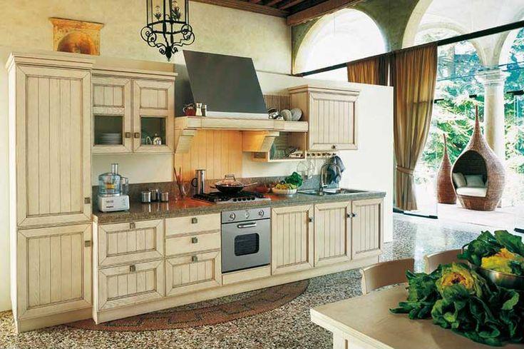 Le #cucineclassiche possono quindi trovare la loro ambientazione ideale nelle abitazioni ispirate dallo stile classico, ma ben si adattano anche a proposte più moderne, grazie all'alto design che le contraddistingue.